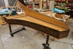 Ollikka - Harpsichord, After Giusti