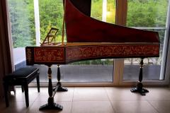 Ollikka - Harpsichord, After Giusti