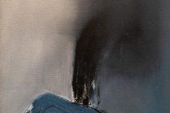 bez názvu - olej na plátně 40 x 30 cm, 2020