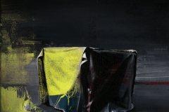 Kouzelná skříňka, olej na plátně, 40 x 40 cm, 2020