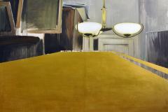 bez názvu - akryl na plátně 140 x 200 cm, 2013