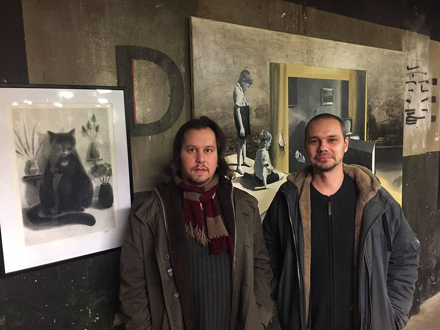 s Filipem Buryánem